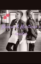 Marcus & Martinus x reader by Ray_Gunnarsen