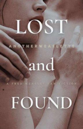 Lost & Found → F.WEASLEY by _MrsFredWeasley