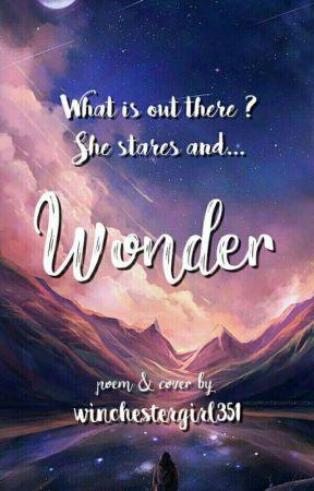 Wonder  by winchestergirl351