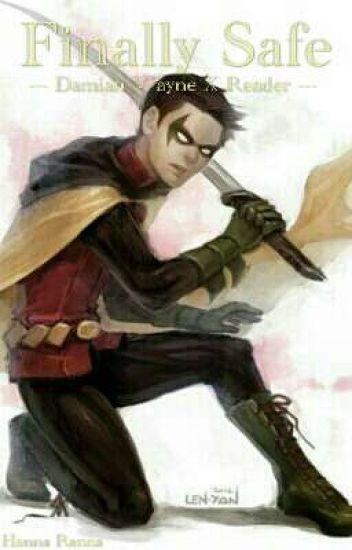 Damian Wayne X Reader Batboys Wattpad to Pin on Pinterest