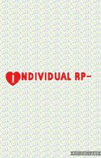 Individual rp~ by __Siku__