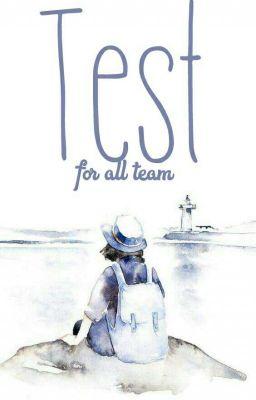 Test ><