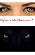 Wolf live in willa Slendermana !  by WolfProxy1