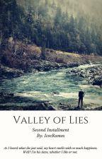 Second Installment: Valley of Lies (Jimin) #wattys2017 by IceeRamos
