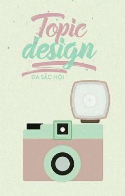 Design Bìa Cùng Đa Sắc Hội