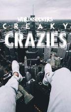 Creaky Crazies by WeirdnSuckers