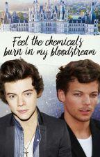 feel the chemicals burn in my bloodstream | Tłumaczenie by silverliningslove