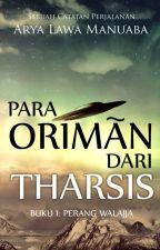 Para Orimãn dari Tharsis by aryalawamanuaba