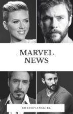 Marvel News by ChrisEvansGirl