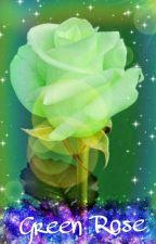 green rose (Garry y tu) {ib game}  by BRblackrose