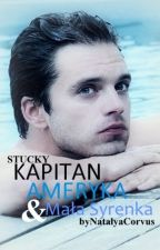 Kapitan Ameryka/Mała Syrenka (STUCKY) by NatalyaCorvus