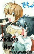 ZODIACO NOTE. by KAWAII4628