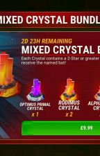 The mixed crystal bundle  by user33325020