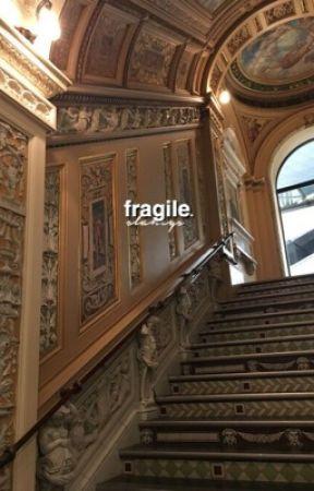 fragile. [DEREK HALE] ✐ EDITING by slaheys