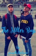 The Miller Boys by peanutbutterluv21