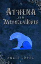 Athena y los Merodeadores #3 by -fantasticgeek
