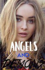 angels and demons ⇾ rowbrina au by -regionalz