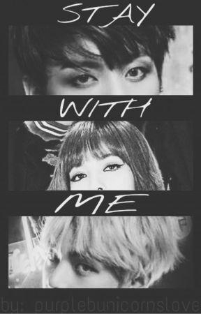 Stay With Me (Blackpink x BTS x Taeliskook) by purplebunicornslove