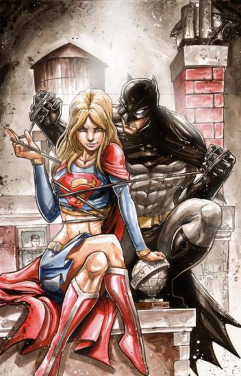 Let's Keep This Between Us - A Batman/Supergirl Romance - Carly
