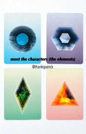 meet the characters (the elements) by thankspatrick