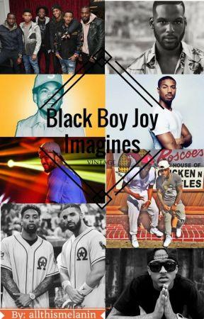 {DISCONTINUED} Black Boy Joy Imagines by allthismelanin