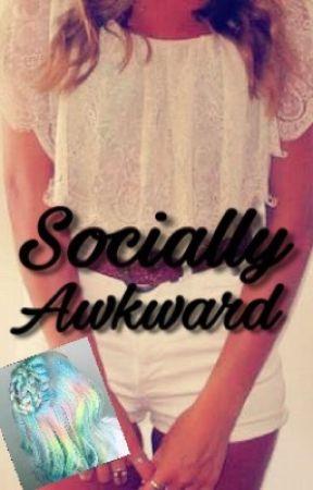 Socially awkward!!!!! by EishaalEishaal