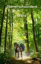 Das verschwundene Pferd by anischleich