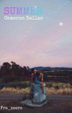 Summer|| Cameron Dallas by Fra_zeero