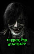 "Terror por WhatsApp ""Charla de hermanos"" by bobbycreepy"