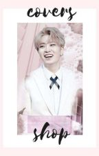 cover shop ❃ kpop and aesthetic by taeliin