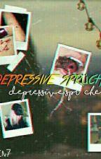 Depressive Sprüche by haleen7