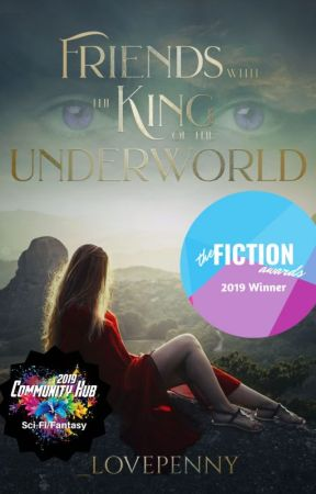 Friends with the King of the Underworld | Book 1 by _lovepenny