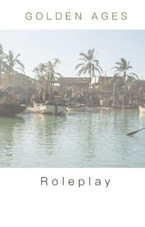 G O L D E N   A G E S ➢ Pirate Roleplay by Lotusquill