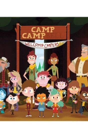 Camp Camp x Reader