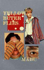 YELLOW BUTTERFLIES ➹ xiu + chen by wonhoutboy