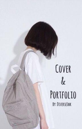 COVER SHOP/PORTFOLIO  by DiverseInk
