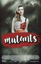 Mutants [ Peter Maximoff | X-Men ] by lunaswhy