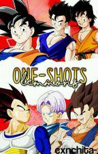 【One-Shots Lemmons】[Dragon Ball] +18  by multifan-