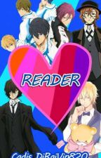 Anime x Reader by raivin_holmes