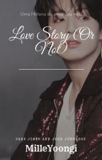 Love Story (Or Not) ? Jikook [Concluída] by Milleyoongi