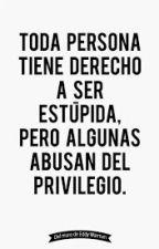 Frases Sarcásticas by Rebe_1505