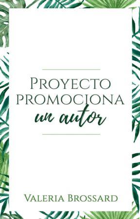 Proyecto: Promociona un autor by godsgraces