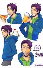Stardew Valley Shane X Female Player: Want A Light? by PokeWrites