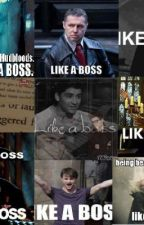 Like a boss (One Direction & Harry Potter fanfic song) by ashsunblade