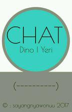 Chat | Dino, Yeri by babyayem