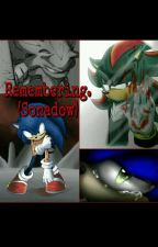 Remembering. (Sonadow.) by Roxane-The-Hedgehog