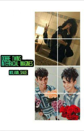 Dobre Twins Interracial Imagines #Wattys2017 by Spiffy_Lele