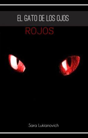 El gato de los ojos rojos by SaraLukianovich