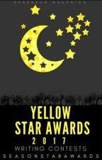 2017 YELLOW STAR AWARDS (Season Star Awards) (OPEN)  by SeasonStarAwards