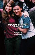 negovanman | oneshots  by multificss